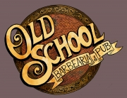 old school barbearia & pub