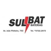Sulbat Baterias
